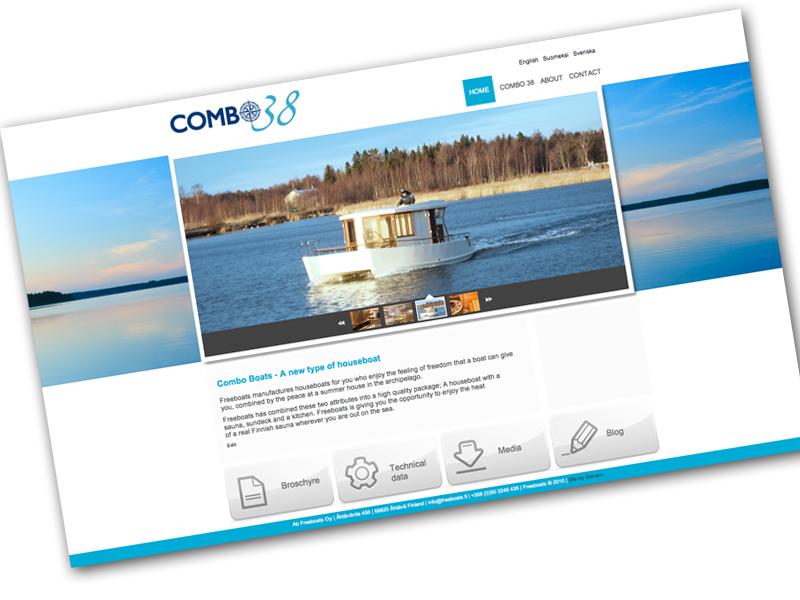 Freeboats became Comboboats