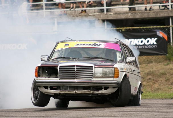 Benz Drift Car >> Wordpress site for Black smoke racing - Jonathans